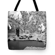 Pond Mystere Tote Bag