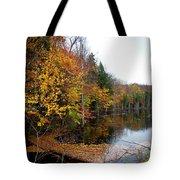 Pond On Limekiln Road II Tote Bag