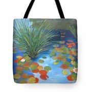 Pond Revisited Tote Bag