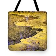 Pond Scum One Tote Bag