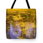 Pond Scum Two Tote Bag