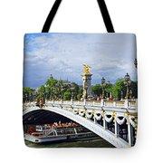 Pont Alexander IIi Tote Bag by Elena Elisseeva