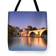 Pont St. Benezet Tote Bag
