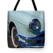 Pontiac Eight Tote Bag