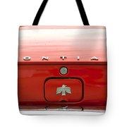 Pontiac Firebird Emblem Tote Bag
