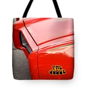 Pontiac Gto - The Judge Tote Bag