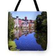 Pontiac Mills - Vertical Tote Bag