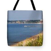 Poole Bay - June 2010 Tote Bag