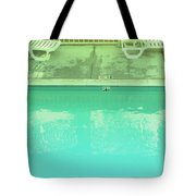 Poolside Seating Tote Bag