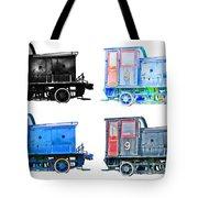 Pop Art Little Locos Tote Bag