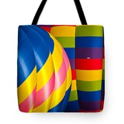 Pop Of Color Tote Bag