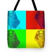 Pop Pharaoh Tote Bag