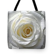 Pope John II Rose Tote Bag