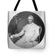 Pope Pius Ix (1792-1878) Tote Bag