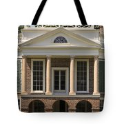 Poplar Forest South Portico Tote Bag