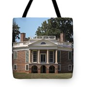 Poplar Forest Squared Tote Bag