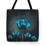 Poppies Fun 01 - Bb Tote Bag