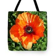 Poppy Blossom Tote Bag