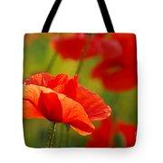 Poppy Love 2 Tote Bag