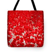 Poppy Meadow ... Tote Bag