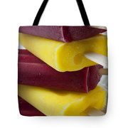 Popsicle Ice Cream Tote Bag