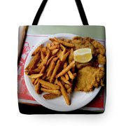 Popular Argentine Breaded-meat Dish Tote Bag
