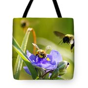 Popular Spot Cropped Tote Bag