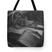 Porsche Interior Tote Bag