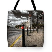 Port Adelaide Tote Bag