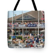 Port Huron To Mackinac Race Tote Bag