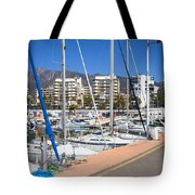 Port In Marbella Tote Bag