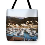 Port Of Soller Tote Bag
