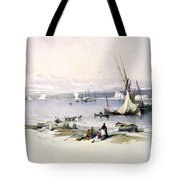 Port Of Tyre Tote Bag