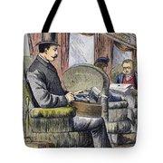 Portable Typewriter, 1889 Tote Bag