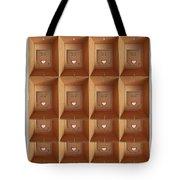 Portcullis Tote Bag