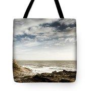 Porthcawl Pier Tote Bag