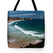 Porthcurnow Beach Tote Bag