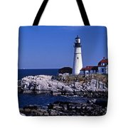 Portland Head Inshore Tote Bag
