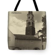 Portmeirion Bell Tower Tote Bag