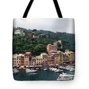 Portofino Dreaming Tote Bag