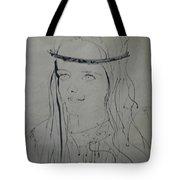 Portrait 1971 Colette Tote Bag
