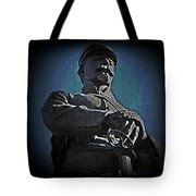 Portrait 36 American Civil War Tote Bag