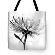 Portrait Of A Flower Tote Bag