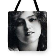 Portrait Of Gabriella Ray Tote Bag
