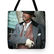 Portrait Of Kurupt Tote Bag