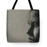 Portrait Of S Tote Bag