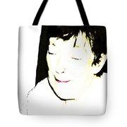 Portrait Of Tears 1 Tote Bag