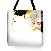 Portrait Of Tears 4 Tote Bag
