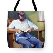 Portrait Study 1984 Tote Bag