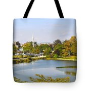 Portsmouth Nh Pnhp Tote Bag